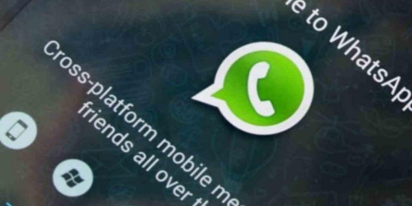 WhatsApp ha sido herramienta de acoso y fraudes. Foto:Tumblr
