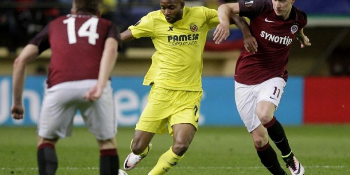 Resultado del partido Villarreal vs Sparta Praga, ida de los cuartos de final de la Europa League 2015-2016