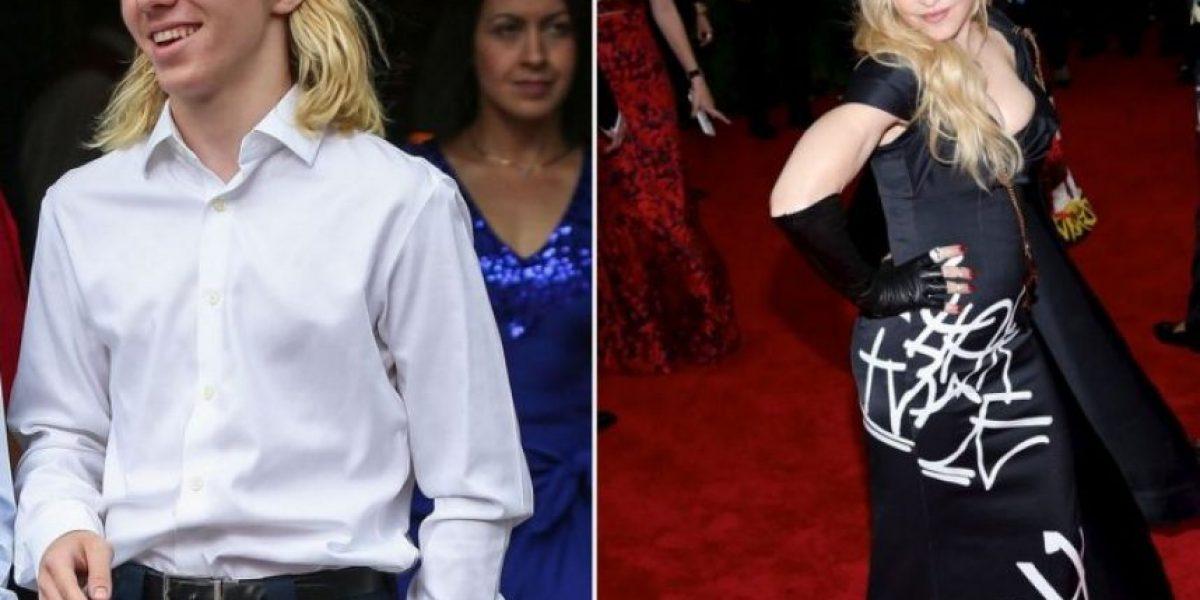 Hijo de Madonna insulta vulgarmente a la cantante en las redes sociales