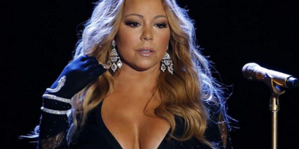 Mariah Carey asegura sus piernas y voz por 70 millones de dólares