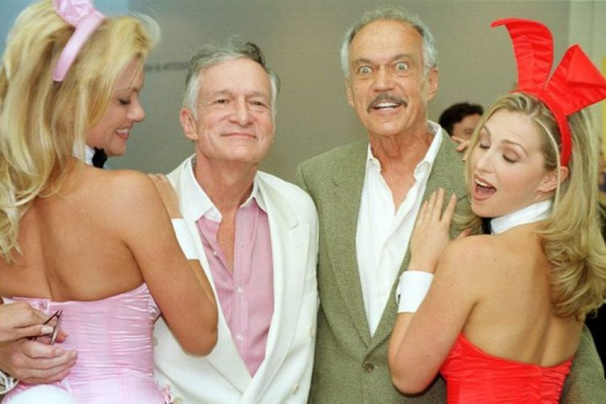 Era hermano menor de Hugh Hefner Foto: Getty Images