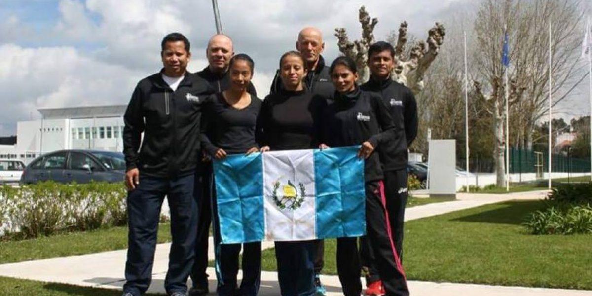 Equipo élite de marcha entra en acción este sábado en Portugal