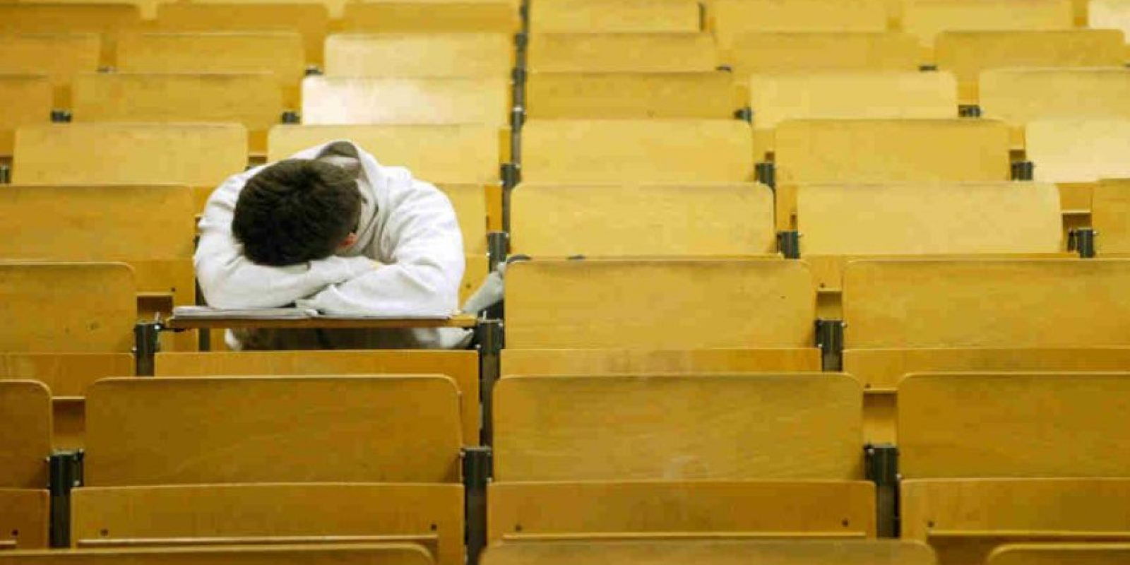 El insomnio es uno de los principales males padecidos por jóvenes. Foto:Getty Images