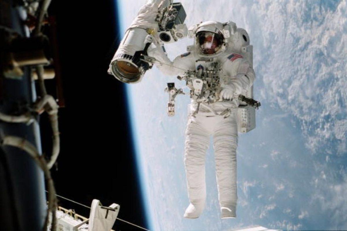 En diciembre pasado, la NASA abrió una convocatoria al público en general interesado en ser astronauta Foto:Getty Images