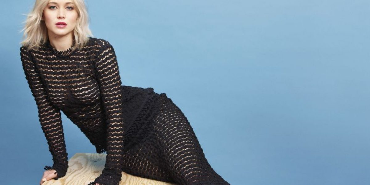 Jennifer Lawrence está harta de que le pidan bajar de peso