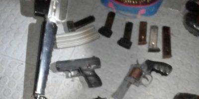 En La Limonada había un polígono de tiro clandestino