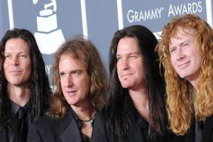 Foto:Facebook/Megadeth