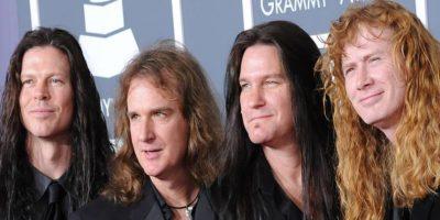 ¿Megadeth regresa a Guatemala?