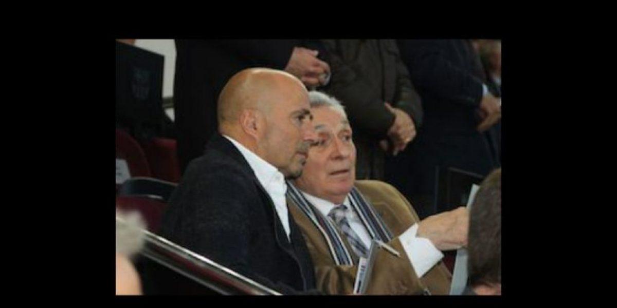 ¿Jorge Sampaoli negocia su fichaje en el Espanyol de Barcelona?