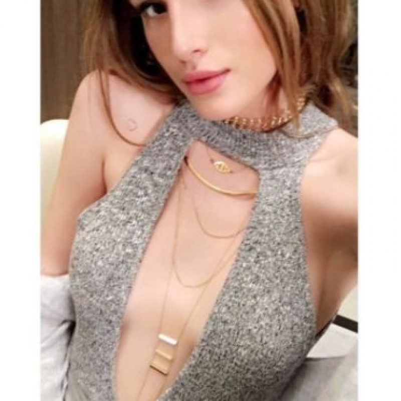 Bella Thorne Foto: Vía Instagram/@bellathorne