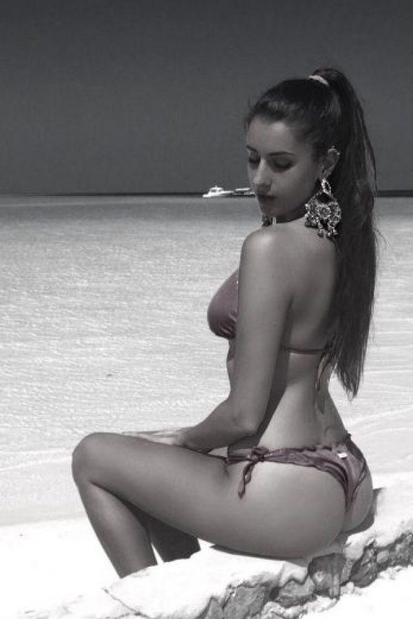 Es considerada la basquetbolista más sexy del mundo Foto:Vía instagram.com/valentinavignali