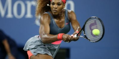 """VIDEO. Serena Williams muestra su sensualidad al enseñar """"twerking"""""""