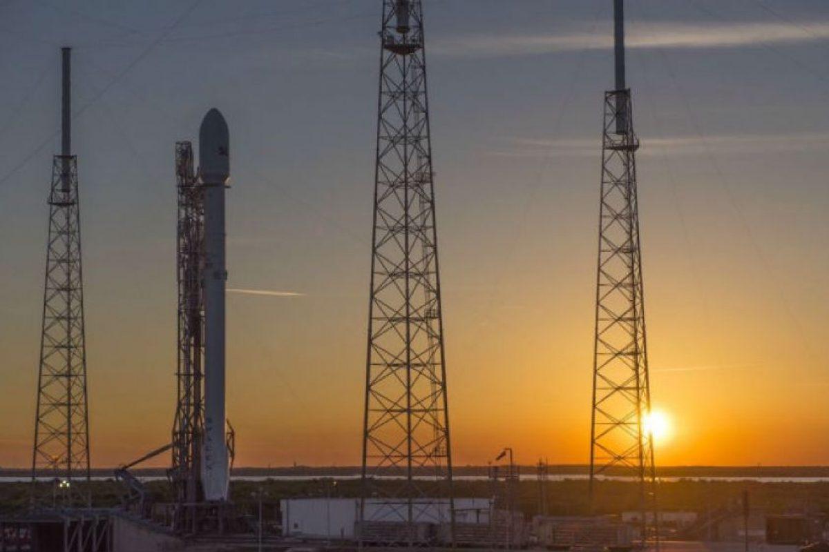 La empresa Space X Foto:twitter.com/SpaceX