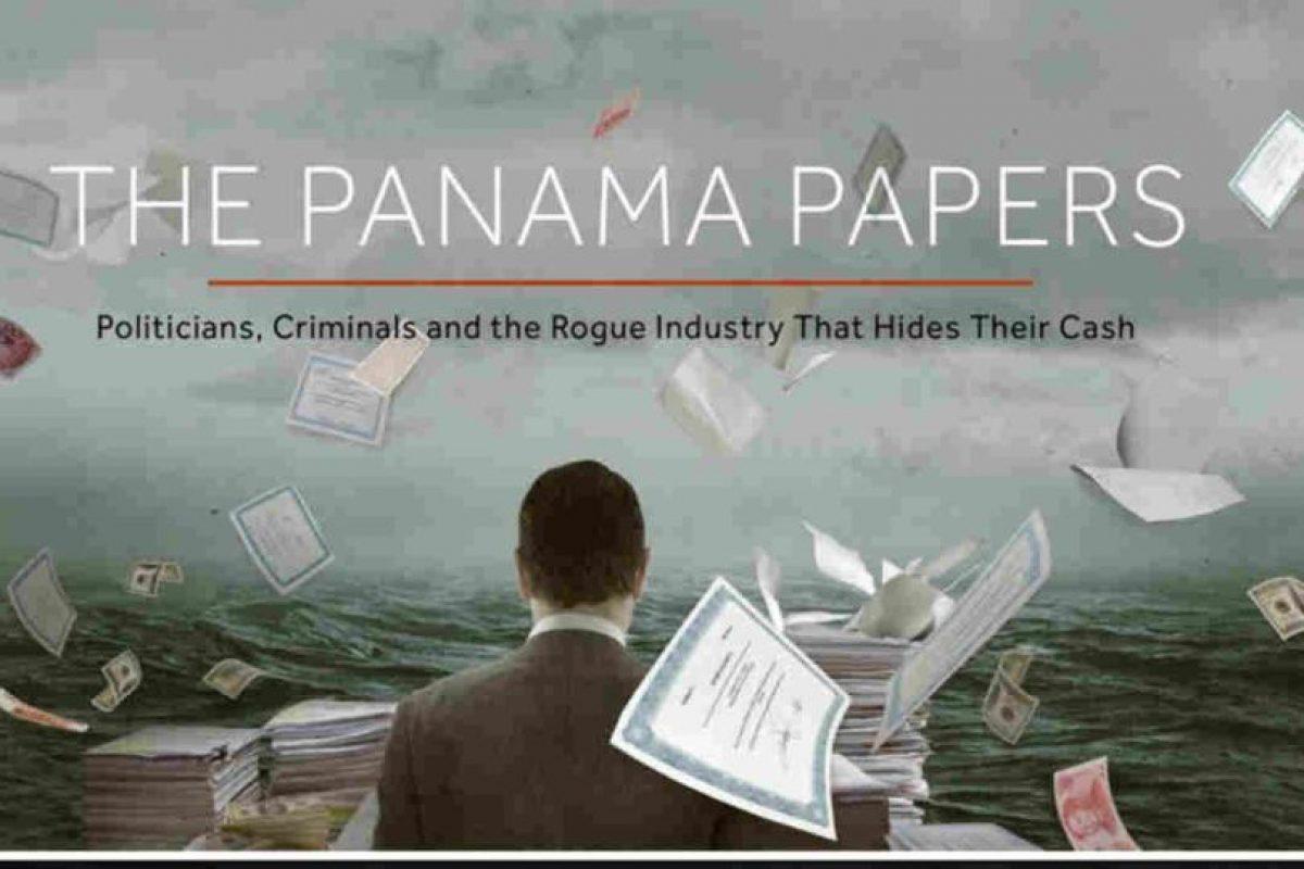 Panamá Papers es uno de los escándalos más grandes en los últimos años. Foto:Panamá Papers