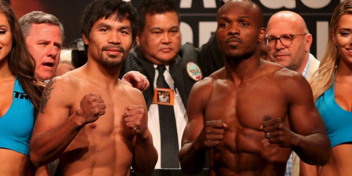 Manny Pacquiao vs. Timothy Bradley: ¿A qué hora pelean?