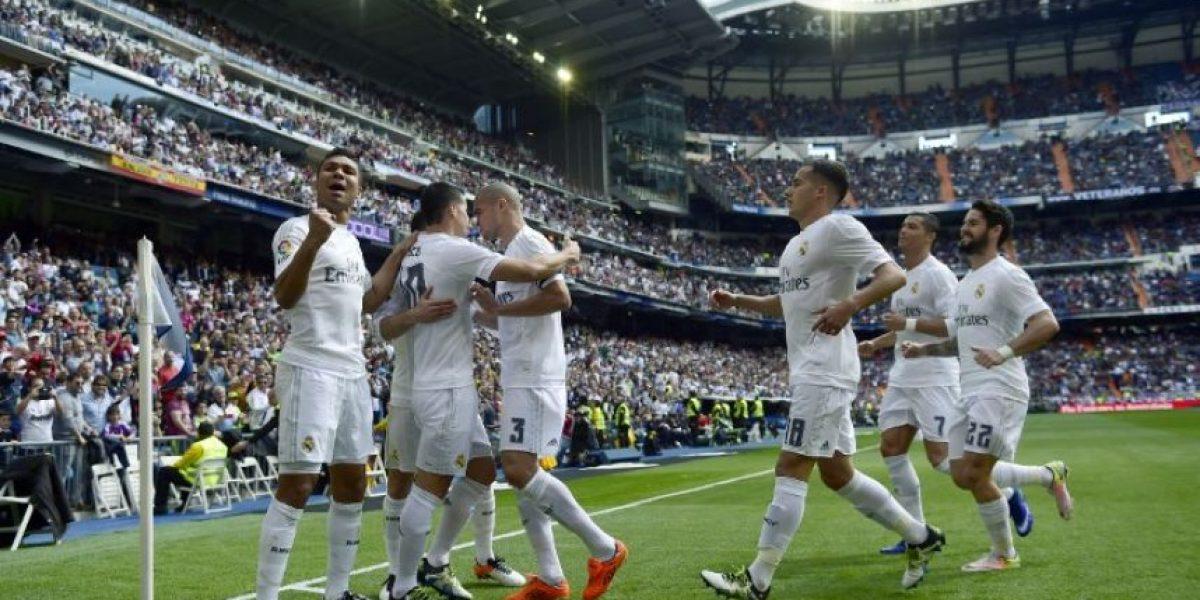 Resultado del partido Real Madrid vs. Eibar, Liga española 2016