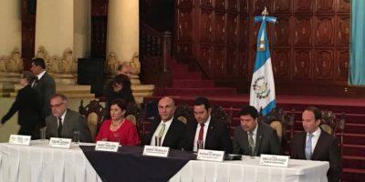 Diálogo nacional para reformas constitucionales iniciará el 25 de abril