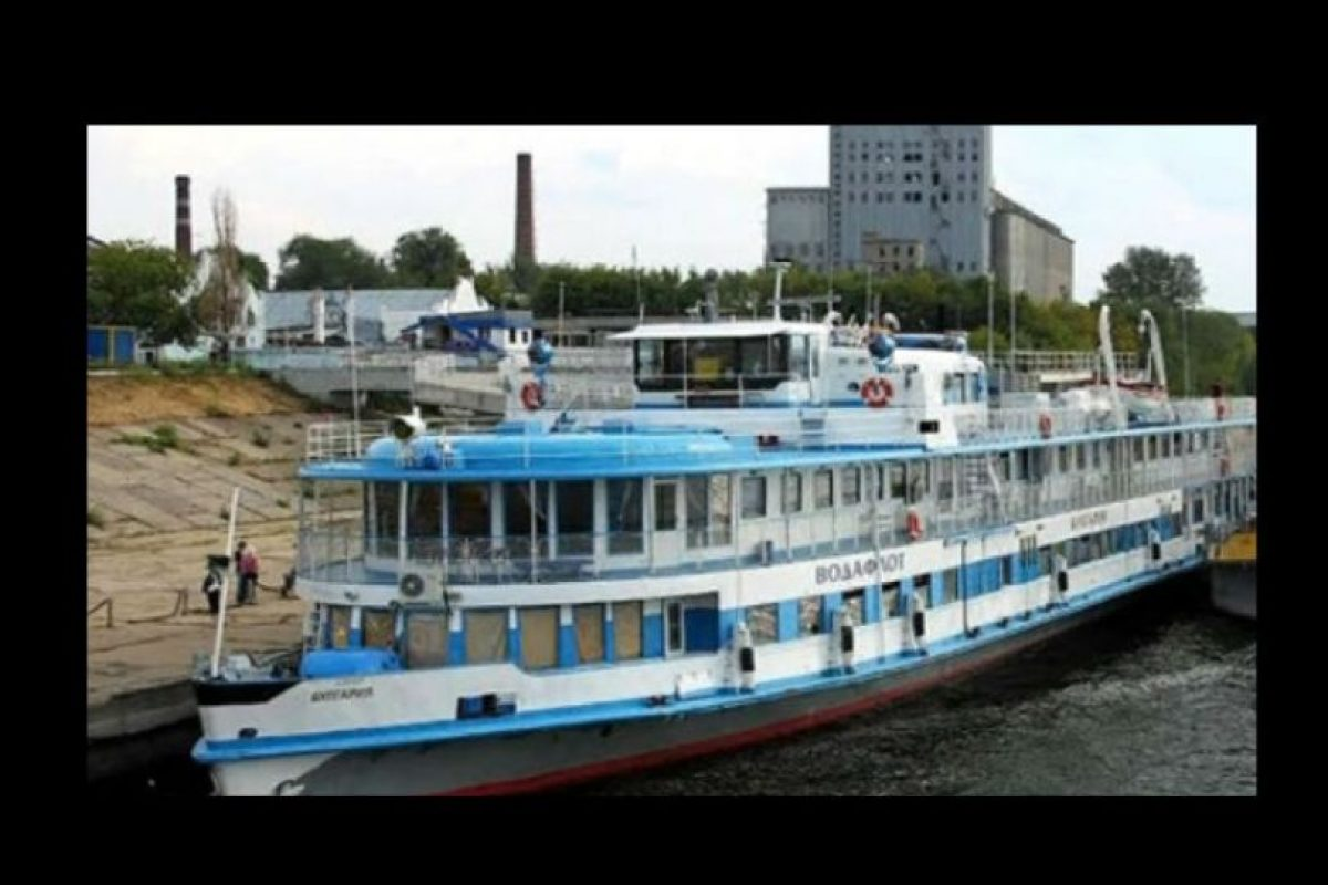 Crucero Bulgaria. El 10 de julio de 2011 murieron 122 personas, en el río Volga ubicado al este de Moscú. Foto:elnaufragiodelbulgaria-unne.blogspot.com