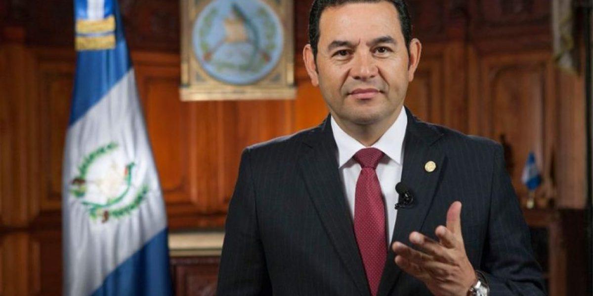 Presidente pide a Javier Hernández que desconozca públicamente al diputado Manuel Giordano