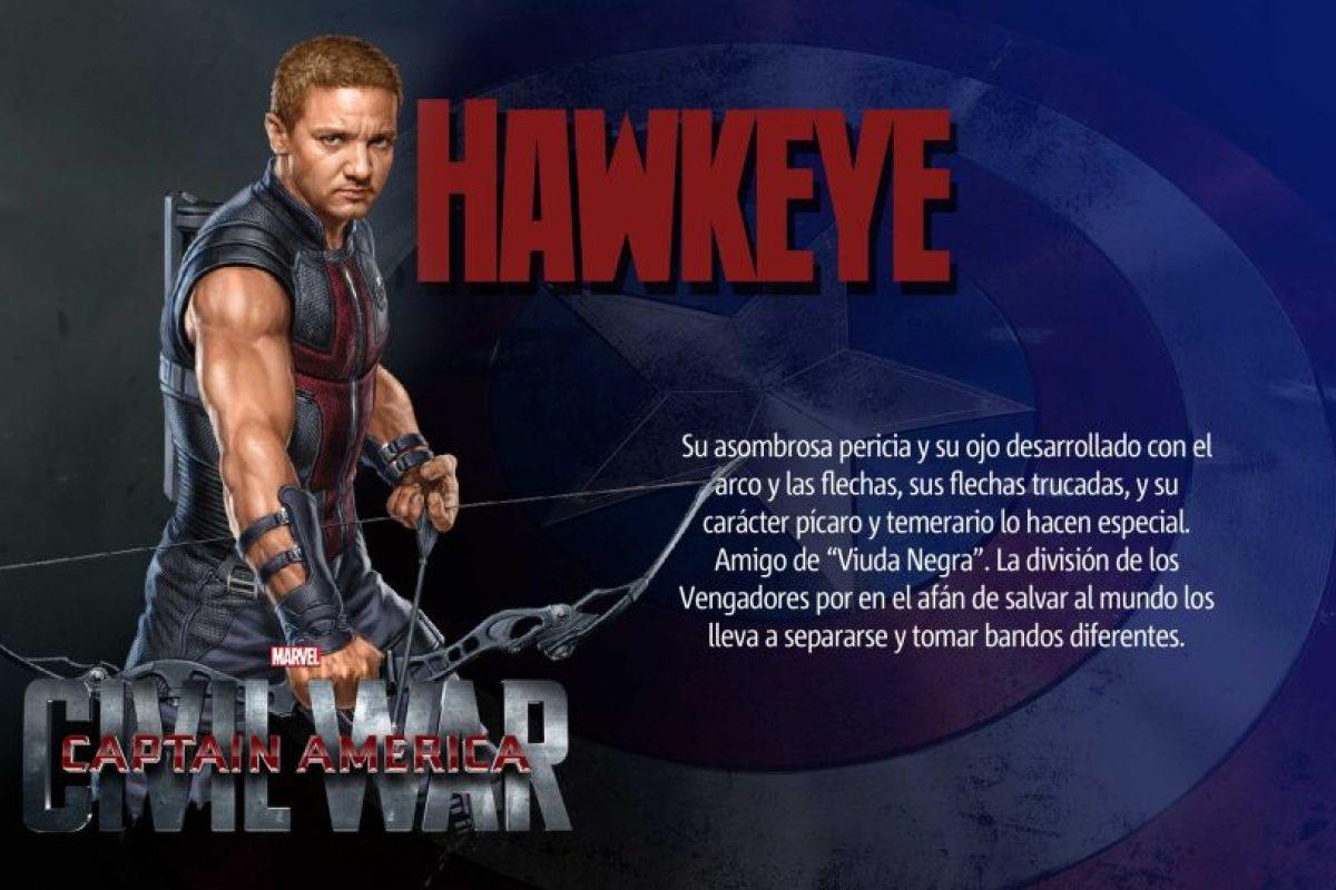 Capitán América: Civil War Foto:Wendy Morataya/Publinews