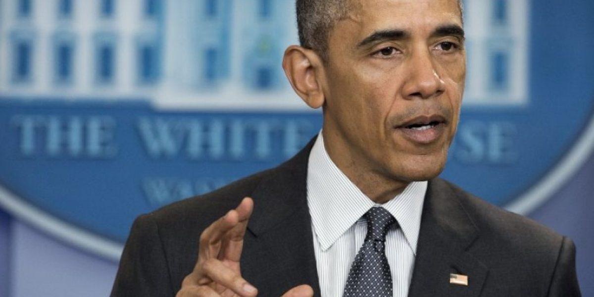 ¿Qué dijo Barack Obama sobre la intervención militar de Estados Unidos en Libia?