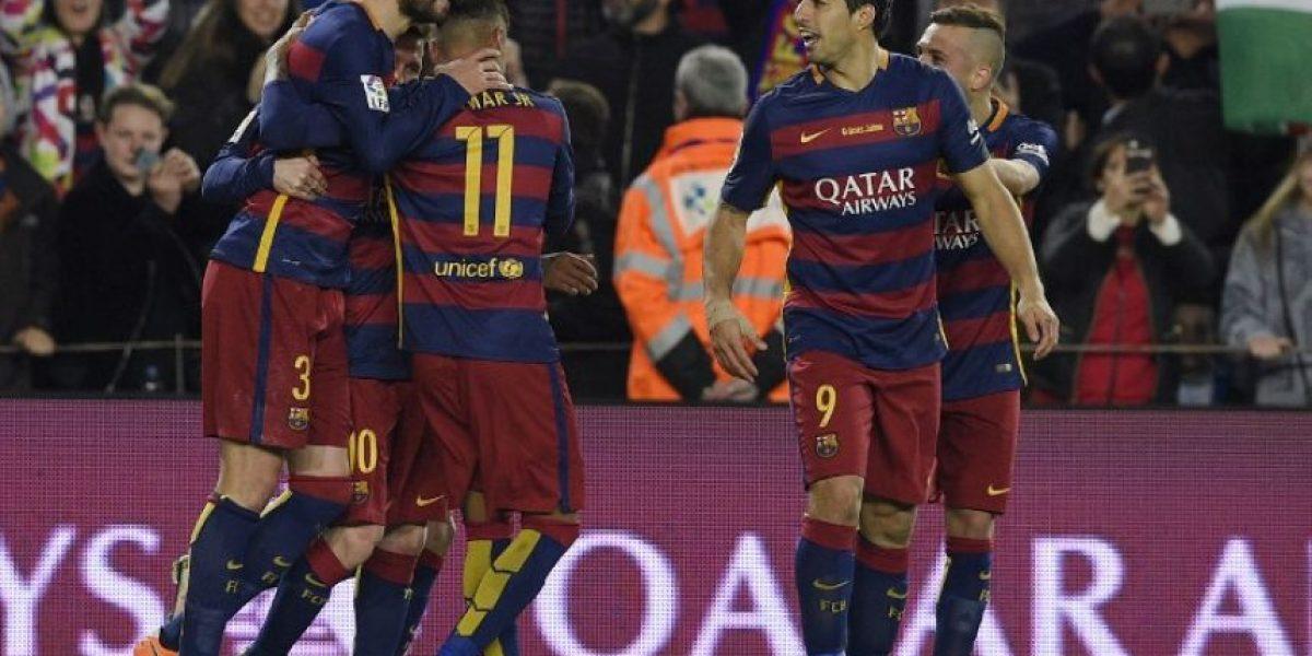 ¿Quién ganaría La Liga Española 2016 si Barcelona, Atlético de Madrid y Real Madrid empatan en puntos?