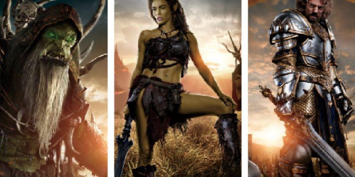 Fotos: Conoce los nuevos carteles del filme