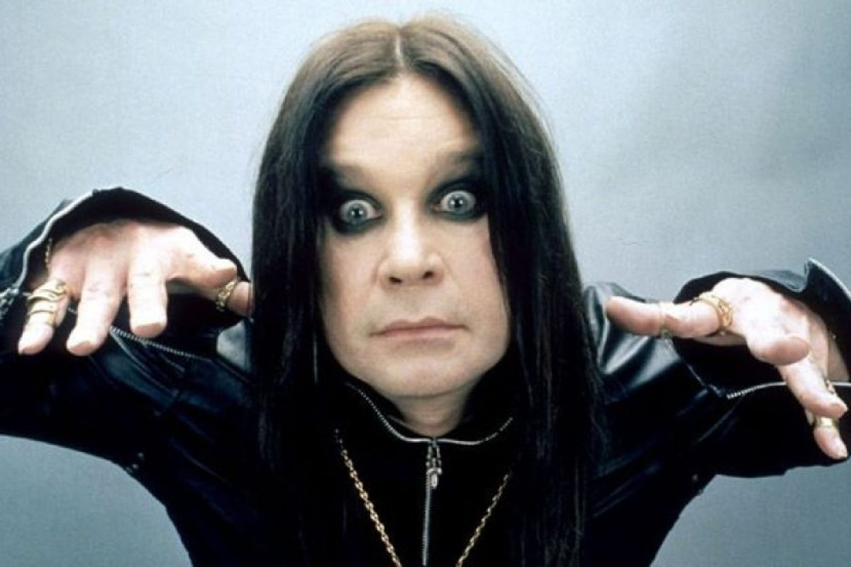 Ozzy Osbourne Foto:Facebook