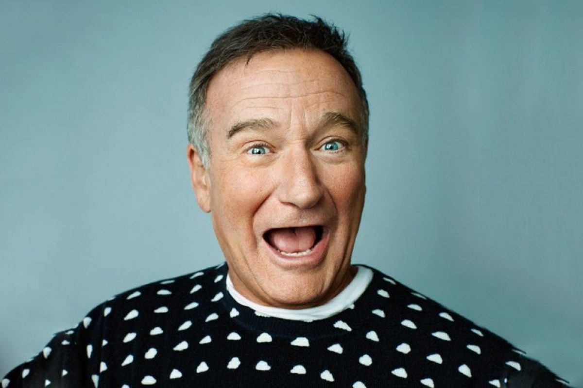Robin Williams Foto:Facebook