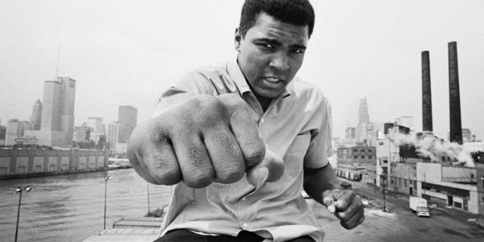 Muhammad Ali Foto:Facebook
