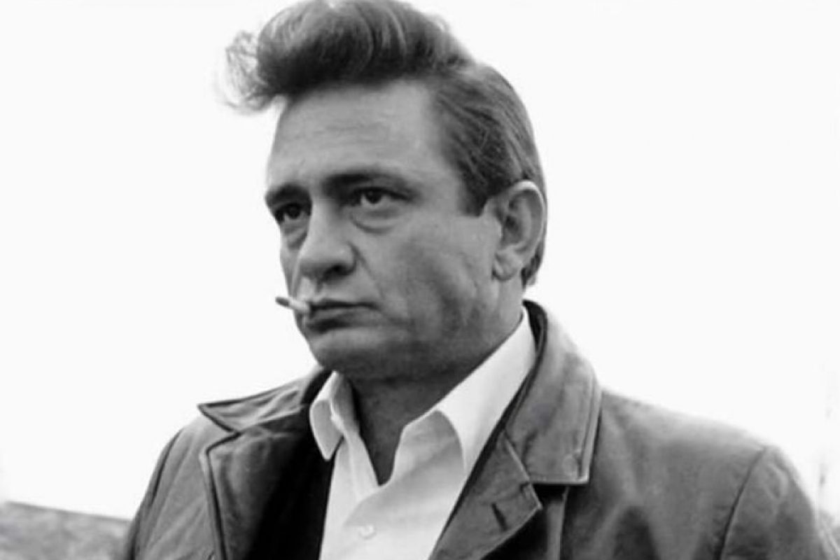 Johnny Cash Foto: Facebook