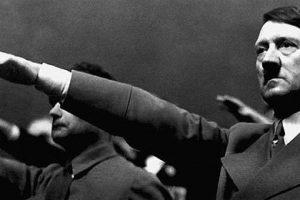 Adolfo Hitler Foto:Facebook