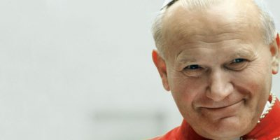 Papa Juan Pablo II Foto:Facebook