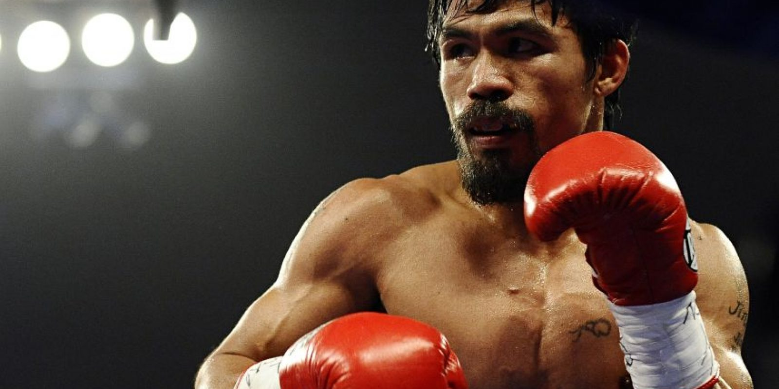 Manny Pacquiao Foto:Facebook