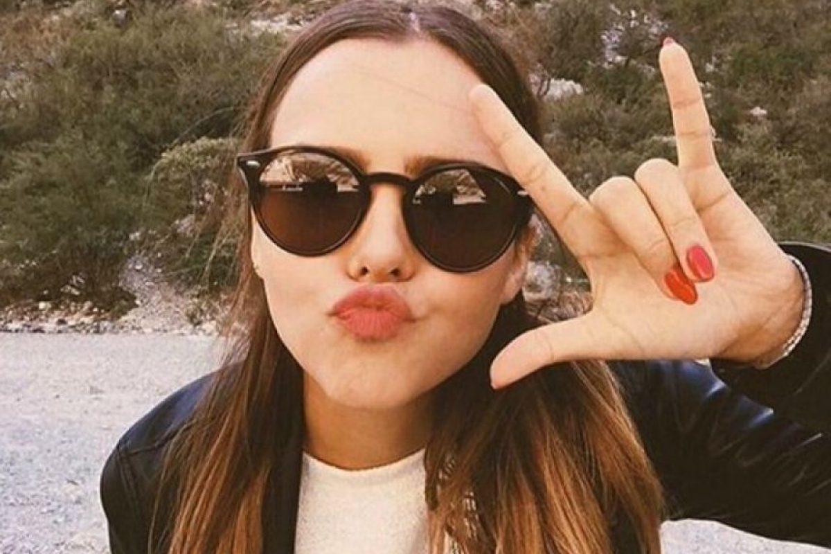 Es la primera de las vloggers en Latinoamérica en posar para la revista Cosmopolitan México Foto:Vía instagram.com/yuyacast
