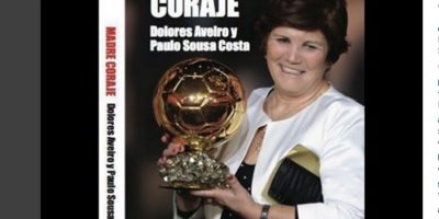 """Ronaldo anuncia la publicación del libro de su mamá """"Madre Coraje"""" en toda España"""