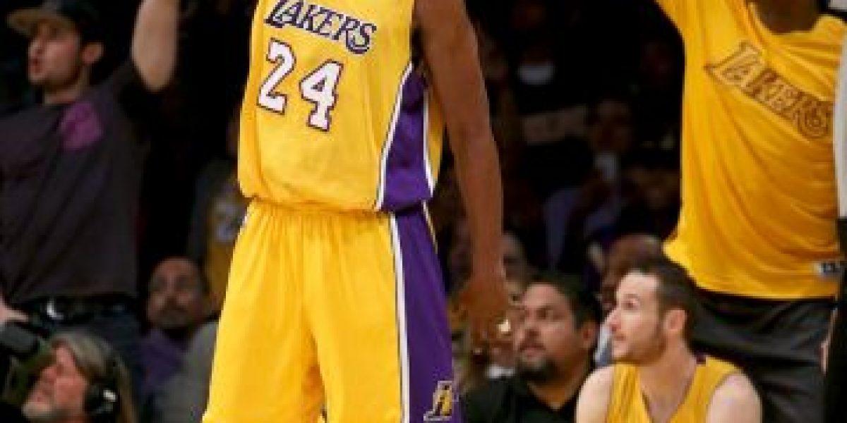 Los mejores atletas del mundo rinden tributo a Kobe Bryant