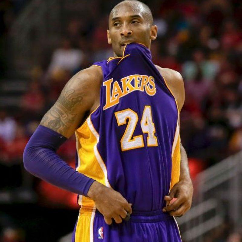 Es uno de los mejores jugadores en la historia del baloncesto. Foto:Getty Images