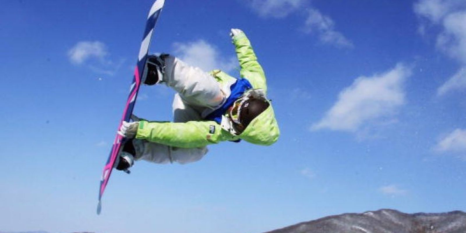 Fusiona la estética del surf y la del esquí. Foto:Getty Images
