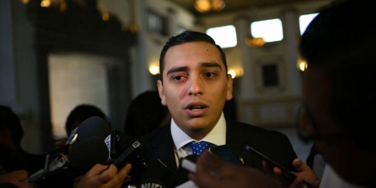 Sanción emitida contra Juan Manuel Giordano no lo limita en sus funciones