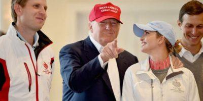 Los hijos de Trump que no votarán Foto:Getty Images