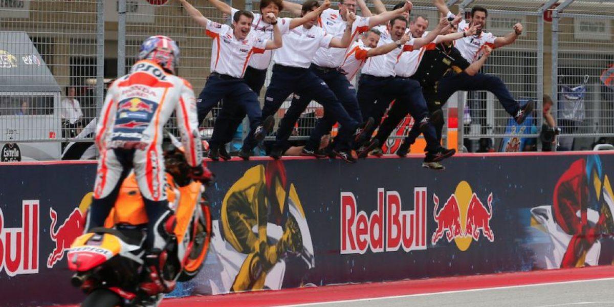 Las mejores imágenes del triunfo de Marc Márquez en el Gran Premio de las Américas