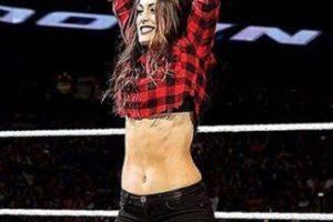 Fue Campeona de las Divas en una ocasión Foto:WWE