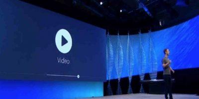 Recientemente se lanzó Facebook Live para todo el mundo. Foto:Facebook F8