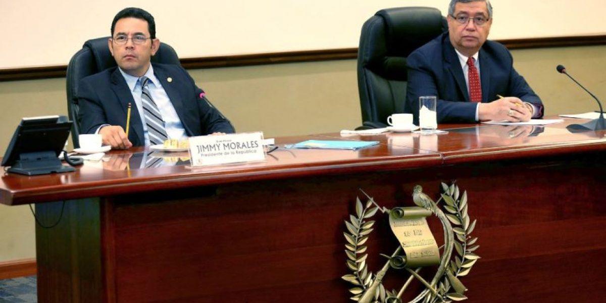 Sobre sus tres meses de gobierno, Morales asegura que está