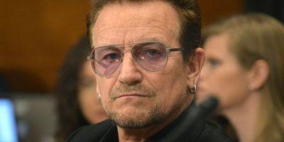 Para Bono de U2, la ayuda humanitaria es una cuestión de seguridad nacional
