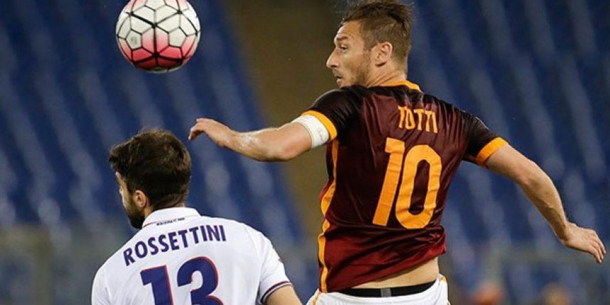 Resultado del partido AS Roma vs Bolonia, por la Serie A 2015-2016