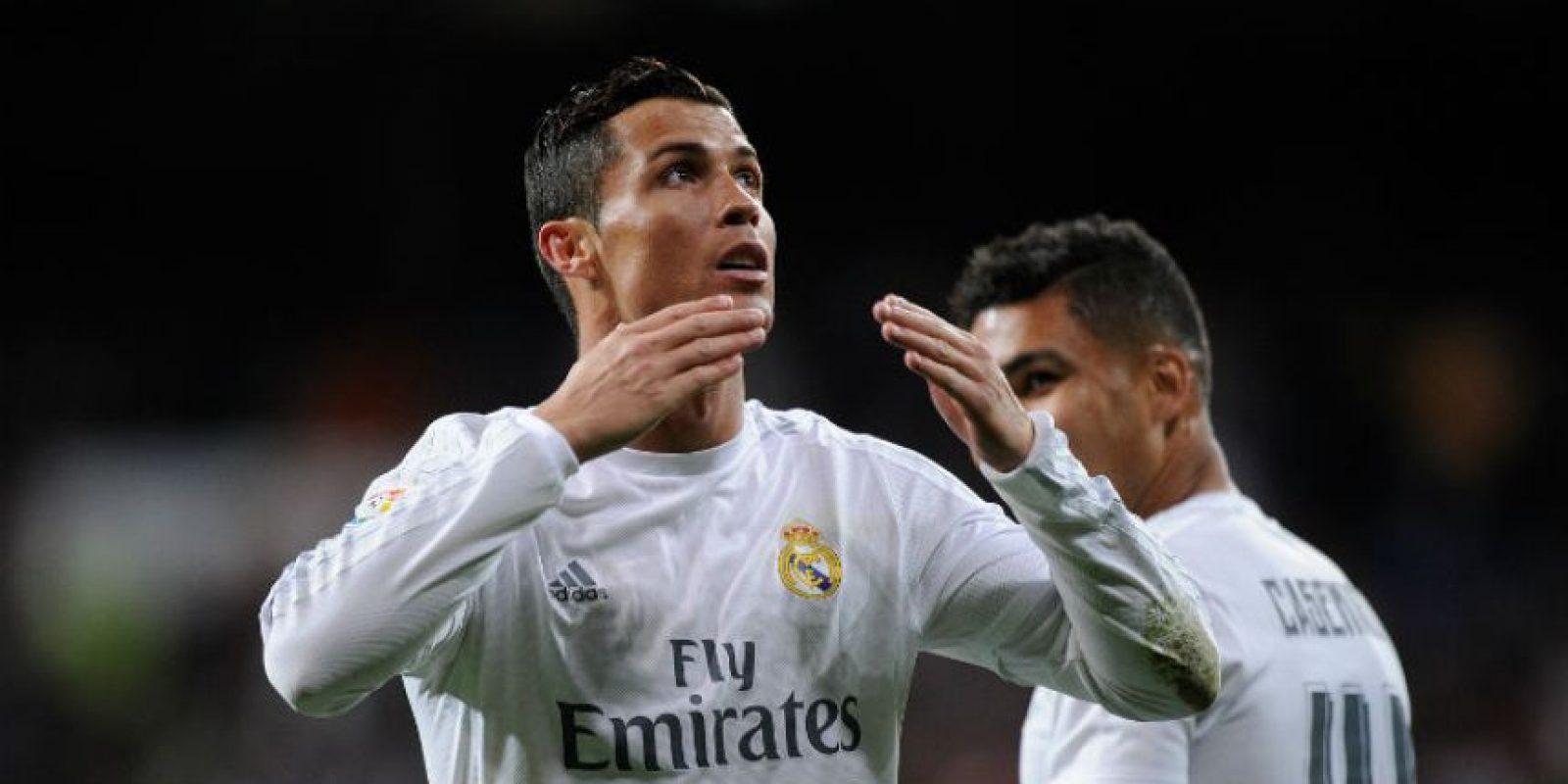 Pero Cristiano apareció en el partido de vuelta de cuartos de final Foto:Getty Images