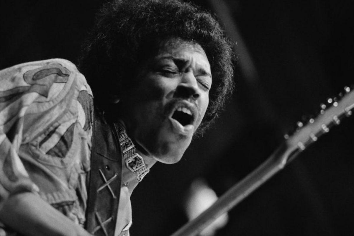 Jimmy Hendrix Foto:Getty Images