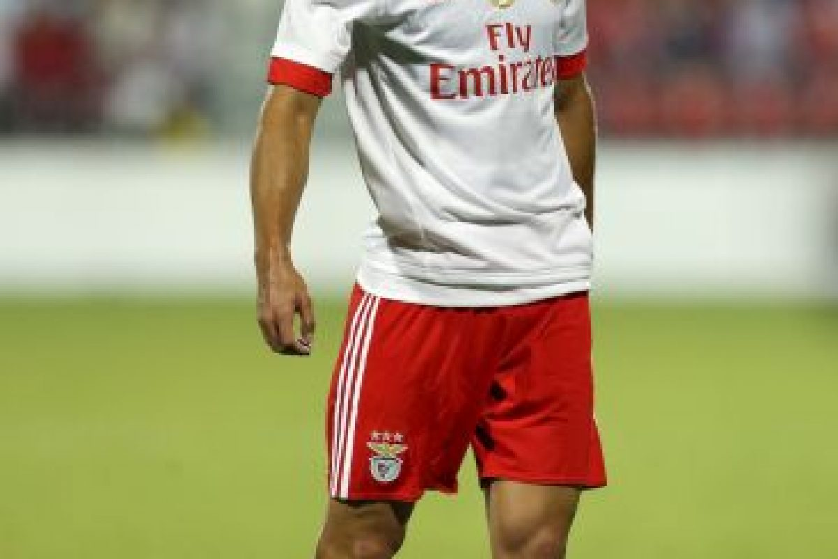 Luisao (Benfica) Foto:Getty Images